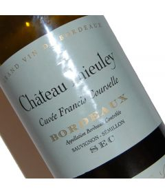 """Chateau Thieuley """"Cuvee Francis Courselle"""" 2008 - Bordeaux Blanc"""